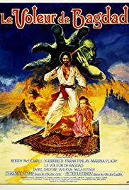 A bagdadi tolvaj (1978)