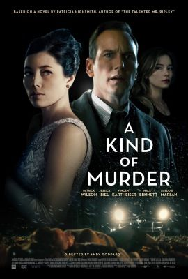 A gyilkos markában (A Kind of Murder) (2016)