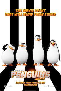 A Madagaszkár pingvinjei (2014)