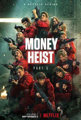 A nagy pénzrablás 5. évad (2021)