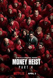 A nagy pénzrablás (Money Heist) 4. évad (2017)