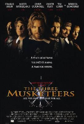 A három testőr (1993)