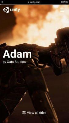 Adam: The Mirror (2017)