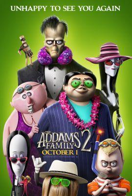Addams Family 2. (2021)