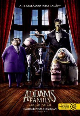 Addams Family - A galád család (2019)