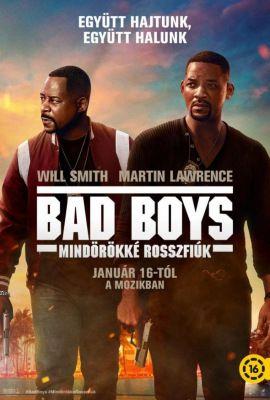 Bad Boys: Mindörökké rosszfiúk (2020)