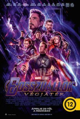 Bosszúállók: Végjáték (2019)