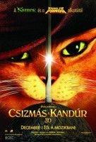 Csizmás, a kandúr (2011)