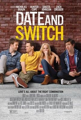 Szex és haverok (Date and Switch) (2014)