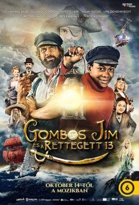 Gombos Jim és a rettegett 13 (2020)