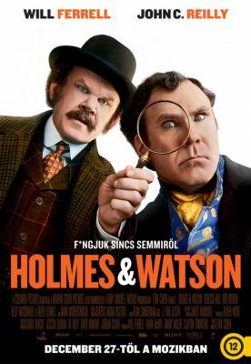 Holmes és Watson (2018)