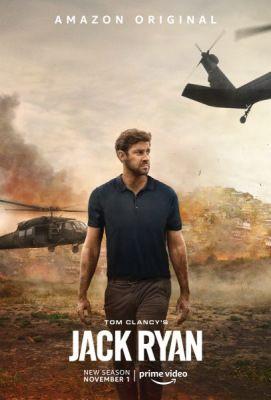 Tom Clancy's Jack Ryan 2. évad (2019)