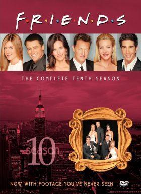Jóbarátok 10. évad (2004)