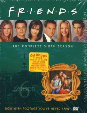 Jóbarátok 6. évad (1999)