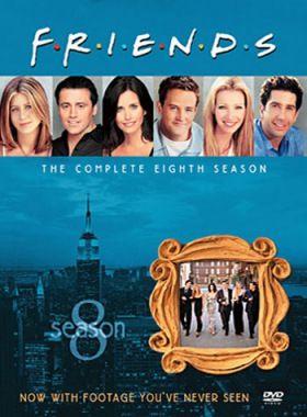 Jóbarátok 8. évad (2001)