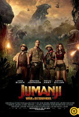 Jumanji - Vár a dzsungel (2017)