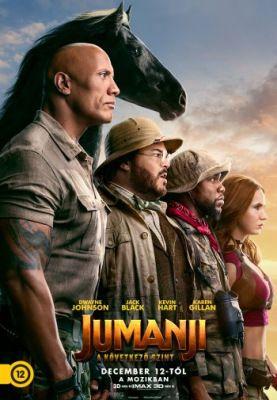 Jumanji - A következő szint (2019)