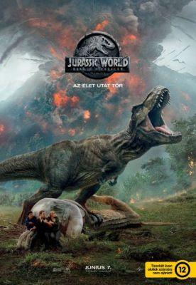 Jurassic World: Bukott birodalom (2018)