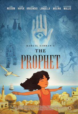 Kahlil Gibran: A próféta (2014)