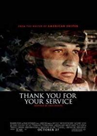 Köszönjük, hogy a hazáját szolgálta! (2017)