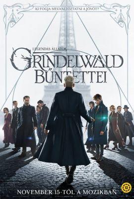 Legendás állatok - Grindelwald bűntettei (2018)