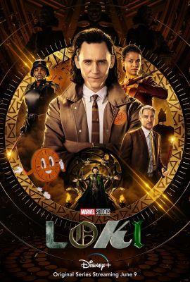 Loki 1. évad (2021)