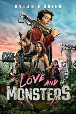 Monster Problems (Love and Monsters) (2020)