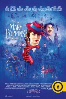 Mary Poppins visszatér (2018)