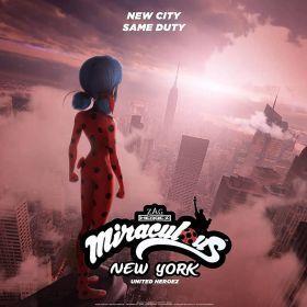 Miraculous World: New York - United HeroeZ (2020)