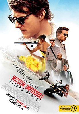 Mission: Impossible - Titkos nemzet (2015)
