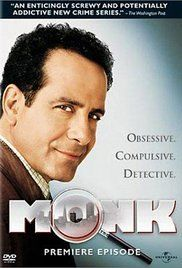 Monk - Flúgos nyomozó 2. évad (2003)