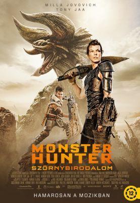 Monster Hunter - Szörnybirodalom (2020)