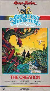 Nagy kalandozások - Történetek a Bibliából: Teremtés (1988)