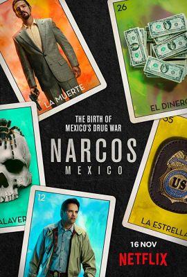 Narcos: Mexico 1. évad (2018)