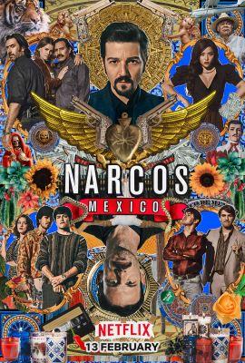 Narcos: Mexico 2. évad (2020)
