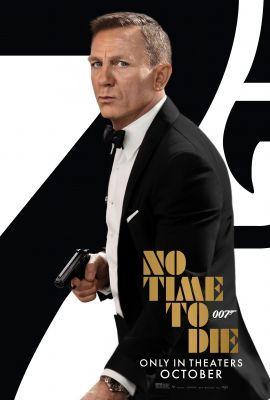 Nincs idő meghalni (2021)
