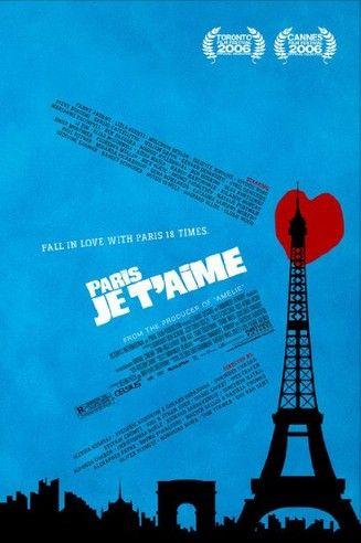 Párizs, szeretlek! (2006)