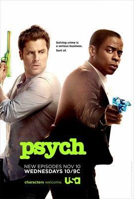 Psych - Dilis detektívek 4. évad (2009)