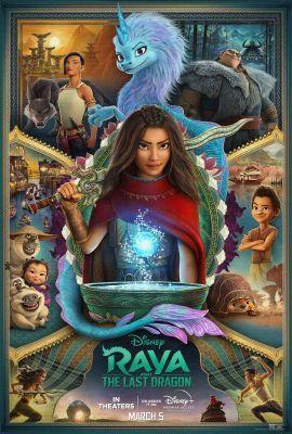 Raya és az utolsó sárkány (2021)