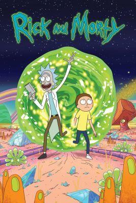 Rick és Morty 5. évad (2021)