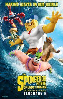 SpongyaBob: Ki a vízből! (2014)