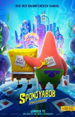 SpongyaBob: Spongya szökésben (2020)