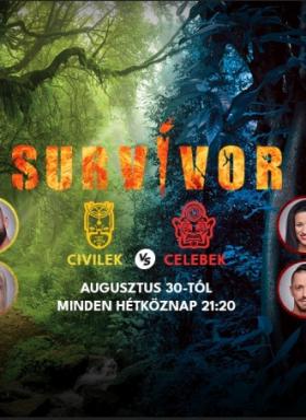 Survivor - Celebek a civilek ellen! 5. évad