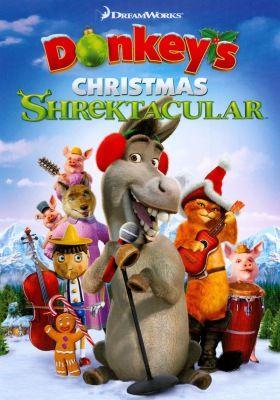 Szamár karácsonyi Shrekkentése (2010)