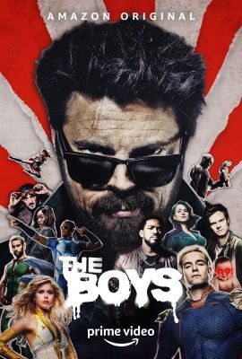 The Boys 2. évad