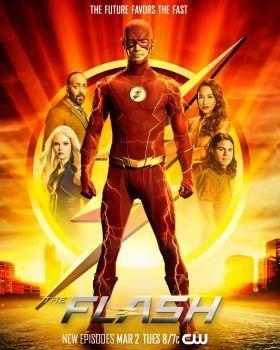 The Flash - A Villám 7. évad (2021)