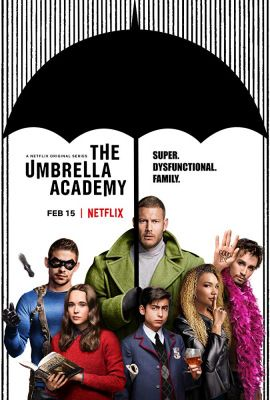 The Umbrella Academy 1. évad
