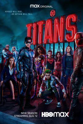 Titánok 3. évad (2021)