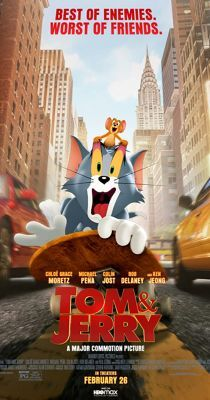 Tom és Jerry (2021)