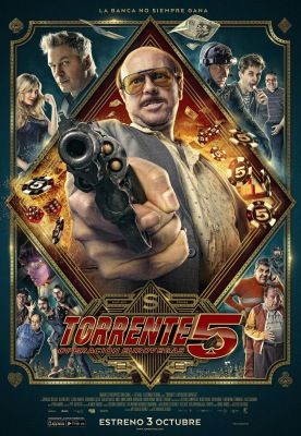 Torrente 5 - A kezdő tizenegy (2014)